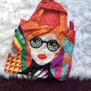 Handbags - Chic Reusable Folding Tote